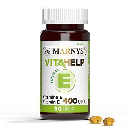 MN809 - Vitamin E 400 IU VITAHELP Line