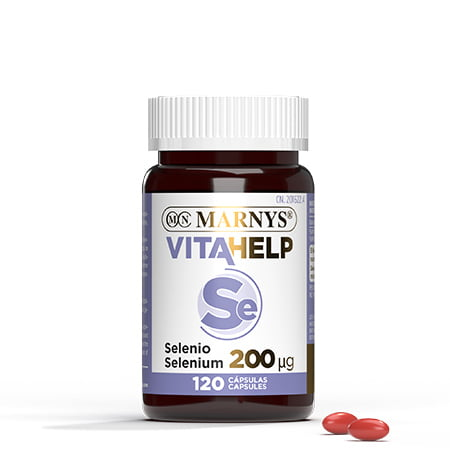 MN807 - Selenium 200 μg VITAHELP Line