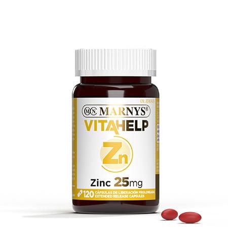 MN808 - Zinc 25 mg Línea VITAHELP