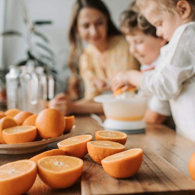 La Vitamina C y su importancia en el sistema inmune